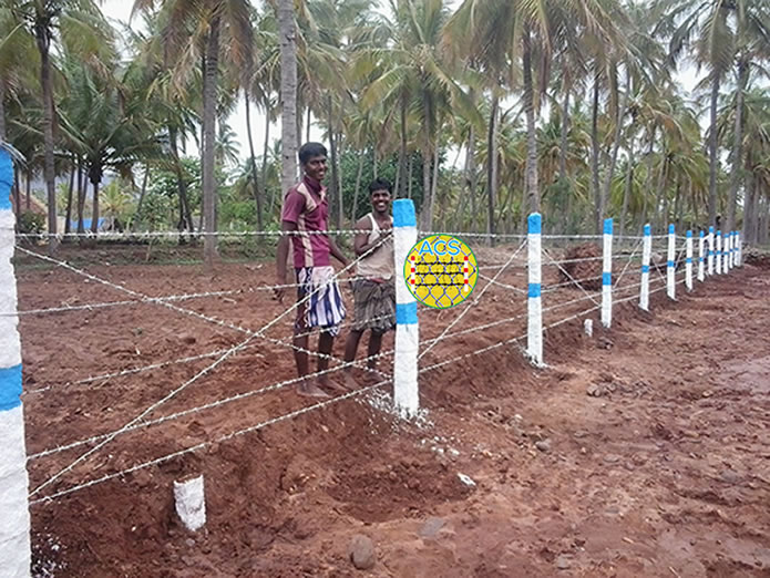 fencing contractors in Gummidipoondi
