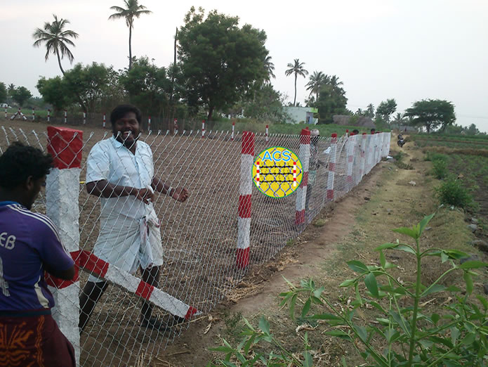 fencing contractors in Pondicherry
