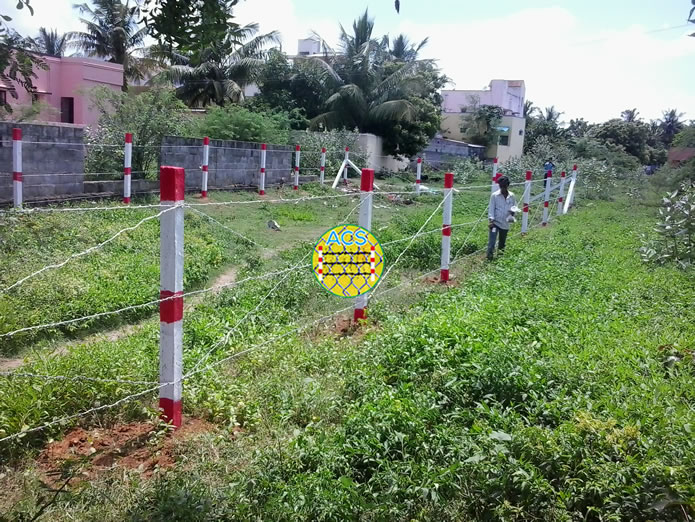 Fencing Contractors In Cuddalore