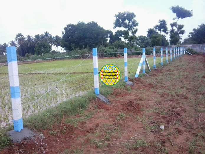 fencing contractors in vellore