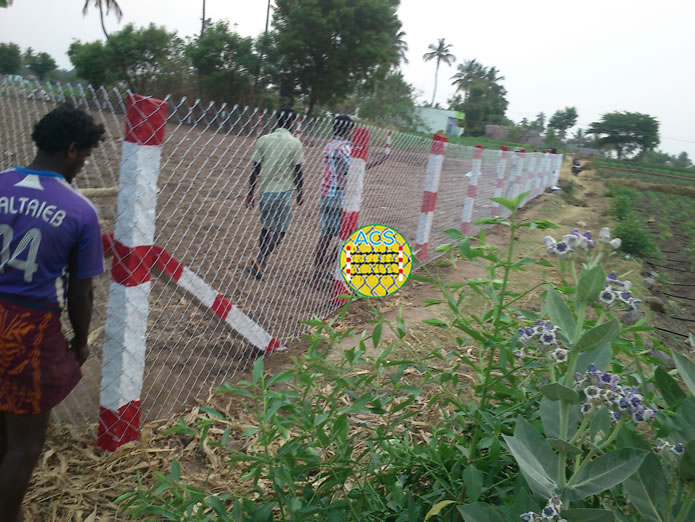 fencing contractors in coimbatore