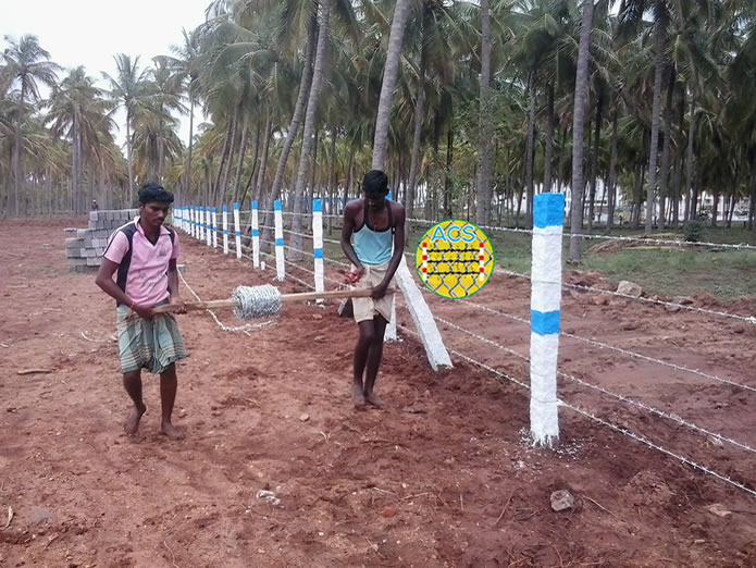 fencing contractors in Andhrapradesh